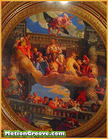 venetien-ceiling