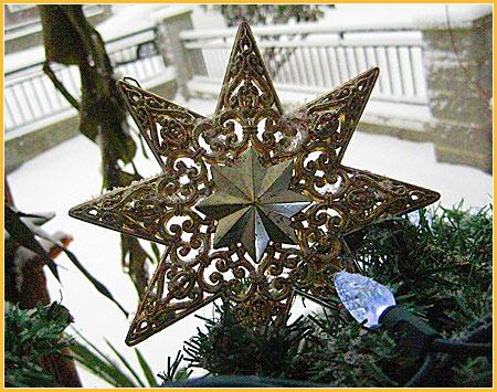 star-snow